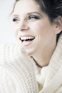 חייכי איך תשמרי על חיוך מושלם